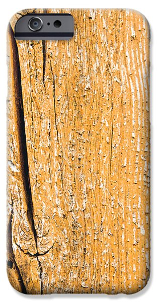 Wood Background IPhone 6s Case by Tom Gowanlock