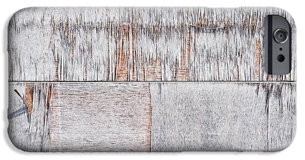 Weathered Wood IPhone 6s Case by Tom Gowanlock