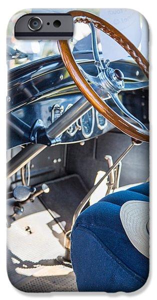 1924 Buick Duchess Antique Vintage Photograph Fine Art Prints 113 IPhone Case by M K  Miller