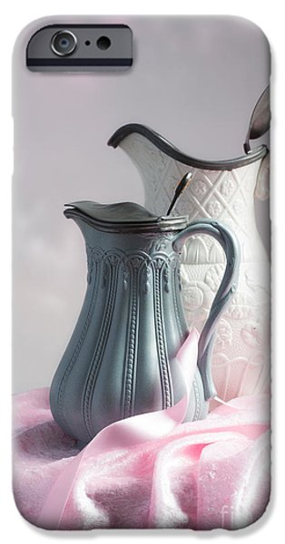 Antique Jugs IPhone Case by Amanda And Christopher Elwell