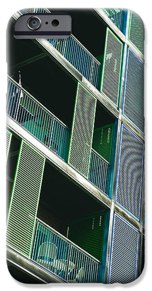 Apartments IPhone Case by Tom Gowanlock