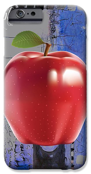 Apple Collection IPhone 6s Case by Marvin Blaine