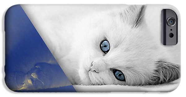Cat Collection IPhone 6s Case by Marvin Blaine