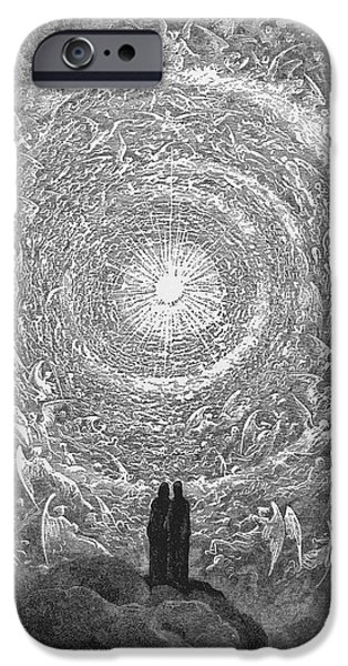 Dante: Paradise IPhone Case by Granger