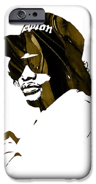Eazy E Straight Outta Compton IPhone 6s Case by Marvin Blaine
