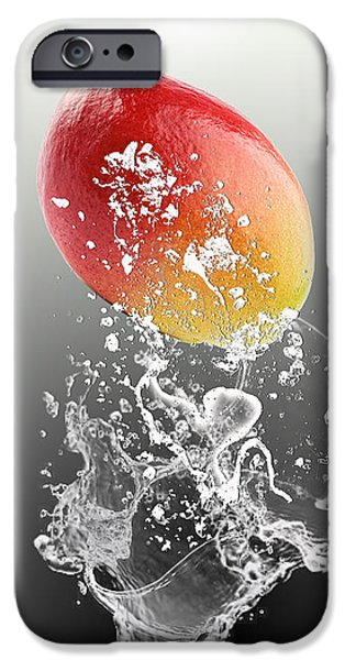 Mango Splash IPhone 6s Case by Marvin Blaine