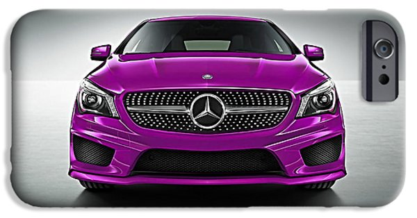 Mercedes Cla Class Coupe Collection IPhone 6s Case by Marvin Blaine