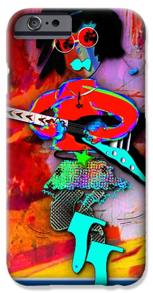 Rocker Lucy Collection IPhone 6s Case by Marvin Blaine