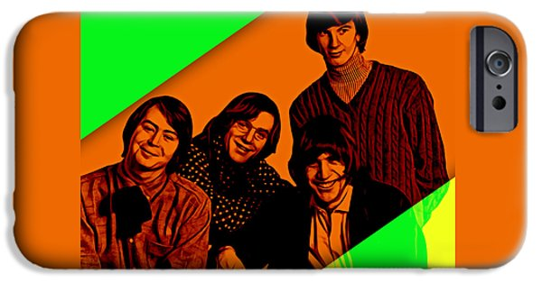 The Lovin Spoonful Collection IPhone Case by Marvin Blaine