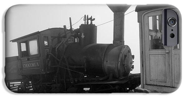 Train IPhone Case by Sebastian Musial