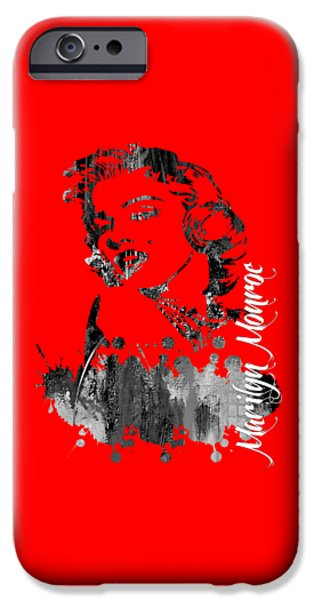 Marilyn Monroe Collection IPhone 6s Case by Marvin Blaine