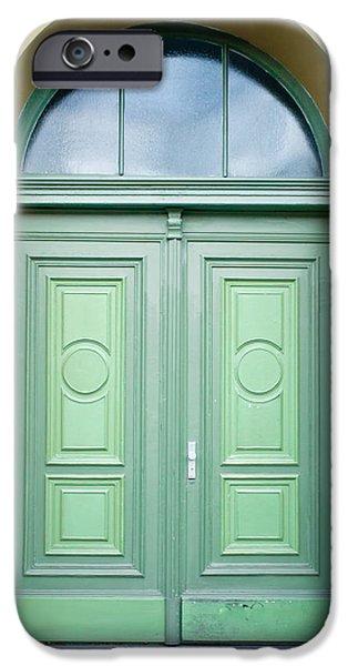 Doorway IPhone Case by Tom Gowanlock