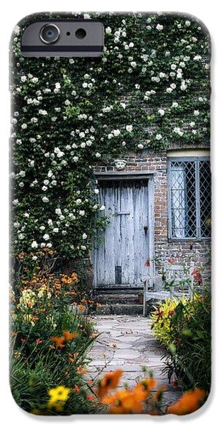 English Cottage IPhone Case by Joana Kruse
