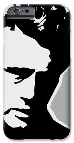 James Dean  IPhone Case by Mark Ashkenazi