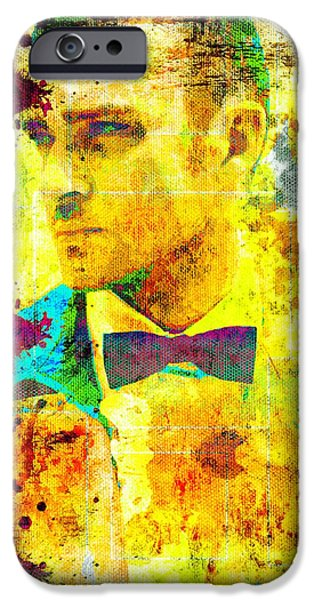 Justin Timberlake IPhone Case by Svelby Art