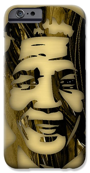 Nelson Mandela Collection IPhone 6s Case by Marvin Blaine