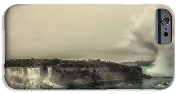 Niagara Falls IPhone Case by Martin Newman