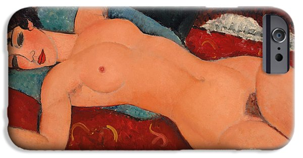 Reclining Nude IPhone 6s Case by Amedeo Modigliani