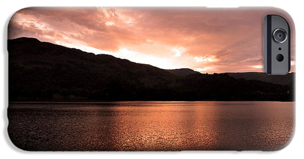 The Lake District IPhone Case by Martin Newman