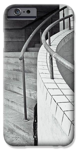Stone Steps IPhone Case by Tom Gowanlock