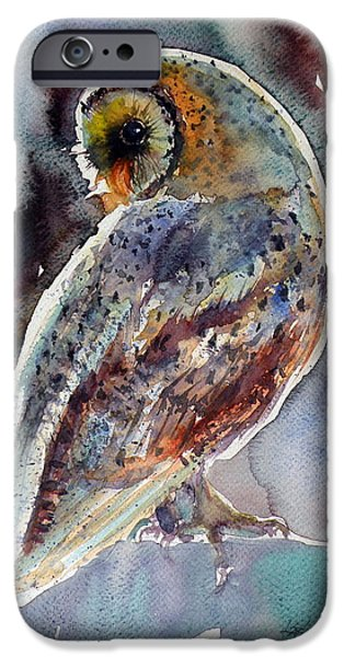 Barn Owl IPhone 6s Case by Kovacs Anna Brigitta