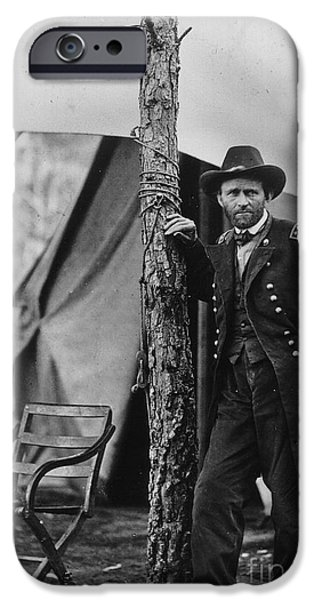 Ulysses S Grant IPhone Case by American School