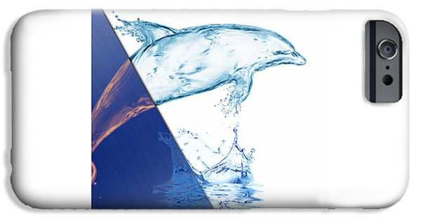 Dolphin Collection IPhone 6s Case by Marvin Blaine