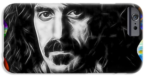 Frank Zappa Collection IPhone 6s Case by Marvin Blaine