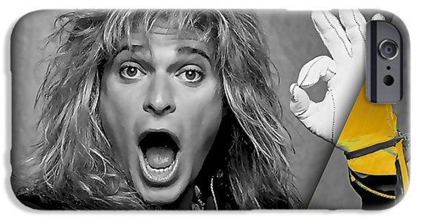 David Lee Roth Collection IPhone 6s Case by Marvin Blaine