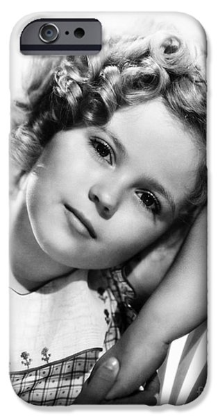 Shirley Temple (1928-  ) IPhone 6s Case by Granger