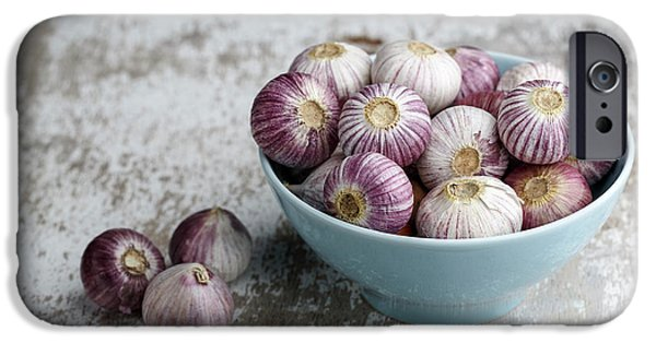 Garlic IPhone Case by Nailia Schwarz