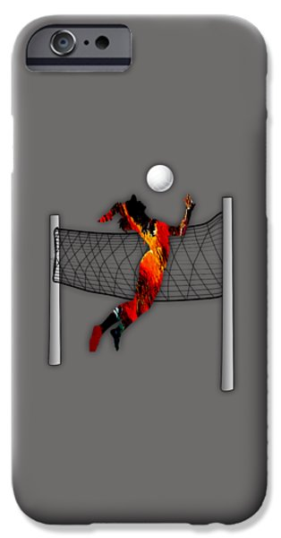 Vollyball Collection IPhone 6s Case by Marvin Blaine