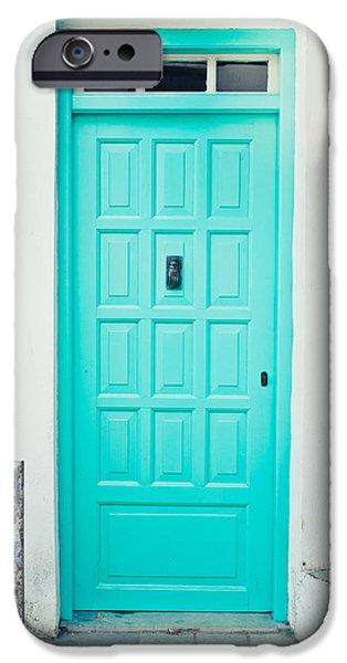Front Door IPhone Case by Tom Gowanlock