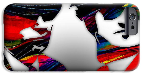 The Blues Brothers  IPhone Case by Marvin Blaine