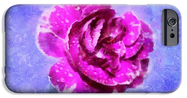 A Gift Of Hope IPhone Case by Krissy Katsimbras