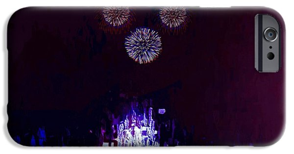 A Magical Night IPhone Case by Mark Taylor