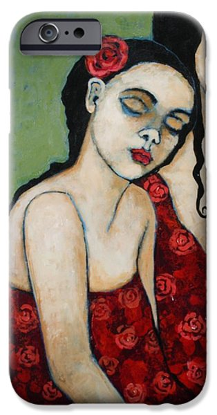 A Place To Rest IPhone Case by Jane Spakowsky