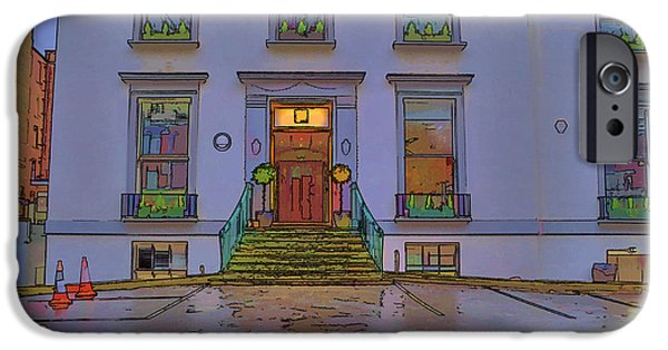 Abbey Road Recording Studios IPhone Case by Chris Thaxter