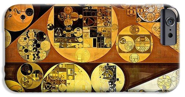 Abstract Painting - Mai Tai IPhone Case by Vitaliy Gladkiy