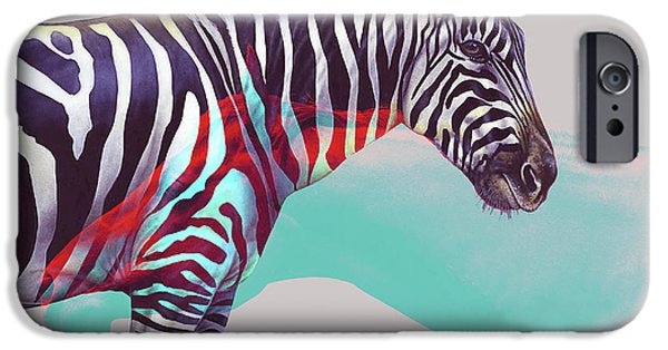 Adapt To The Unknown IPhone Case by Uma Gokhale