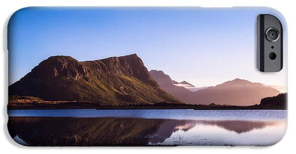 Afternoon Reflections IPhone Case by Tor-Ivar Naess