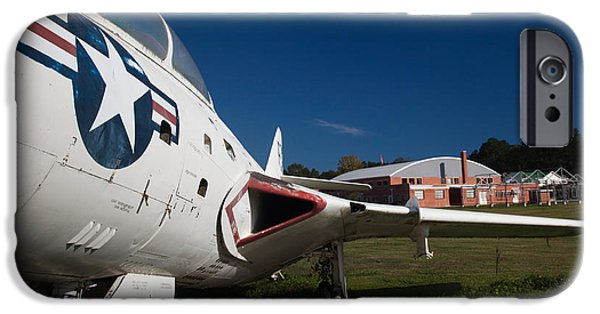 Airplane At A Historic Site, Tuskegee IPhone Case by Panoramic Images