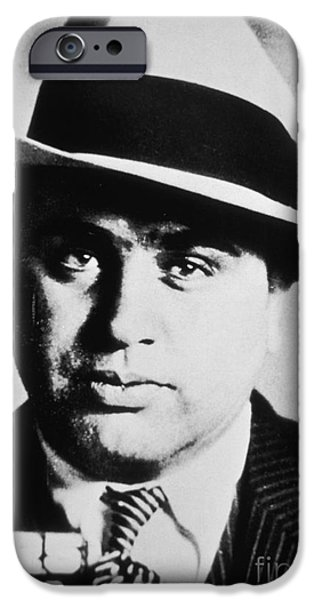 Al Capone IPhone Case by American School