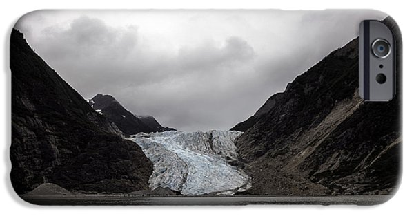 Alaska Glacier 2 IPhone Case by Madeline Ellis