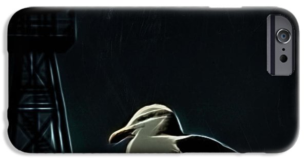 All Along The Watchtower IPhone Case by Erik Brede