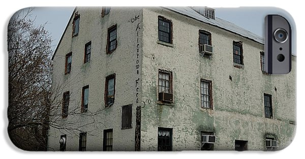 Allentown Gristmill IPhone Case by Steven Richman