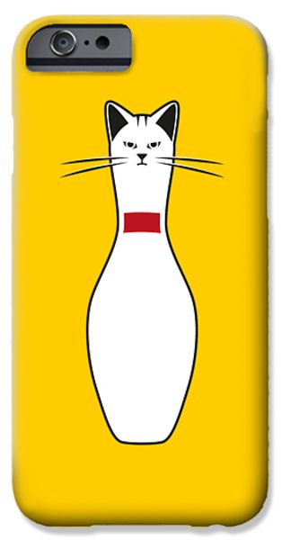 Alley Cat IPhone 6s Case by Nicholas Ely