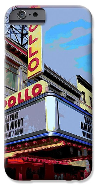 Amateur Night At The Apollo IPhone 6s Case by Ed Weidman