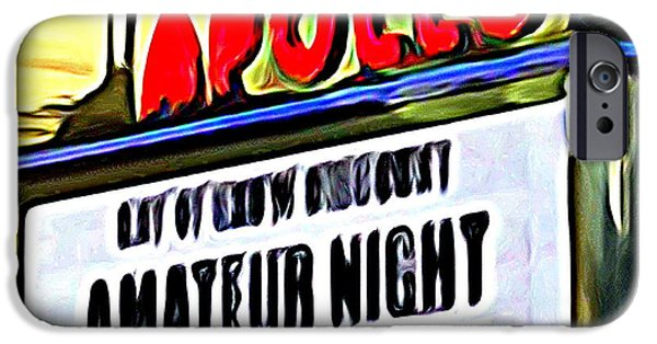 Amateur Night IPhone 6s Case by Ed Weidman