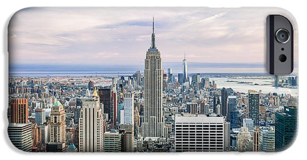Amazing Manhattan IPhone 6s Case by Az Jackson